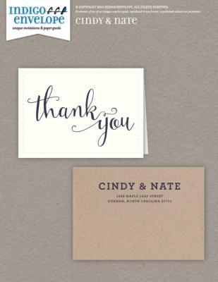 Cindy & Nate