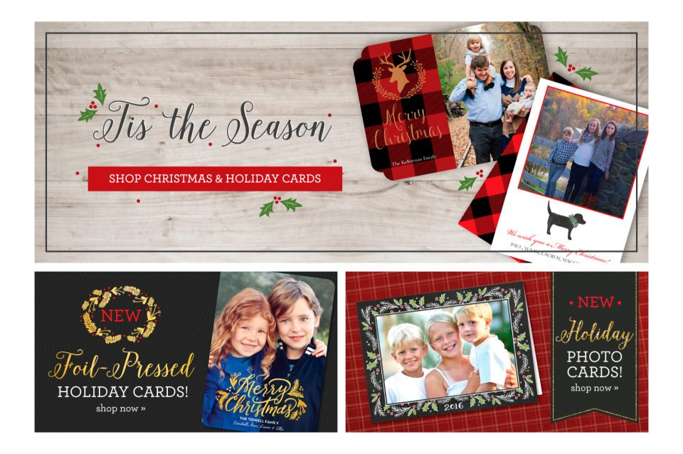 Holiday Cards 2016