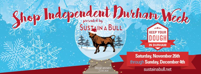 Shop Independent Durham Week