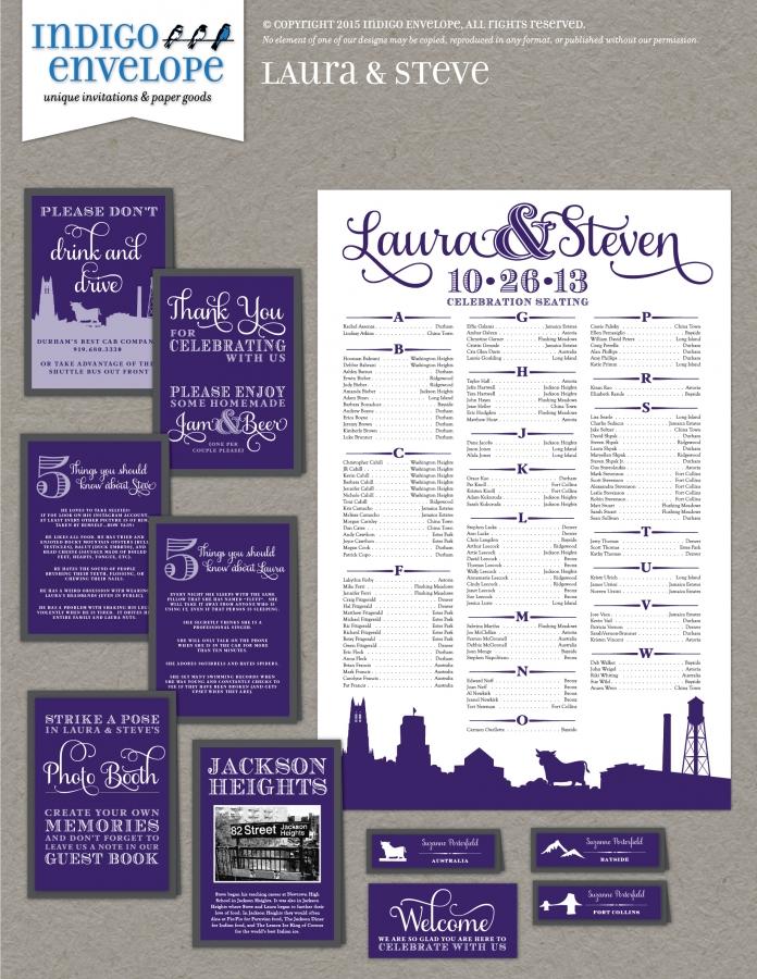 Laura & Steve
