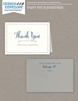 IndigoEnvelope-MaryJonathan-ThankYou