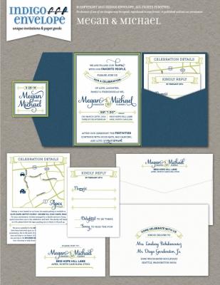 IndigoEnvelope-MeganMichael-Invite