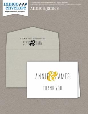 Annie & James