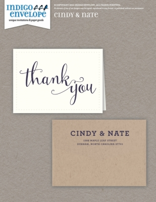 Cindy & Nate