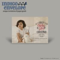 Bernadino Holiday Photo Card