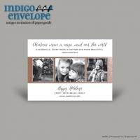 Morello Holiday Photo Card