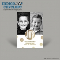Wheadon Holiday Photo Card