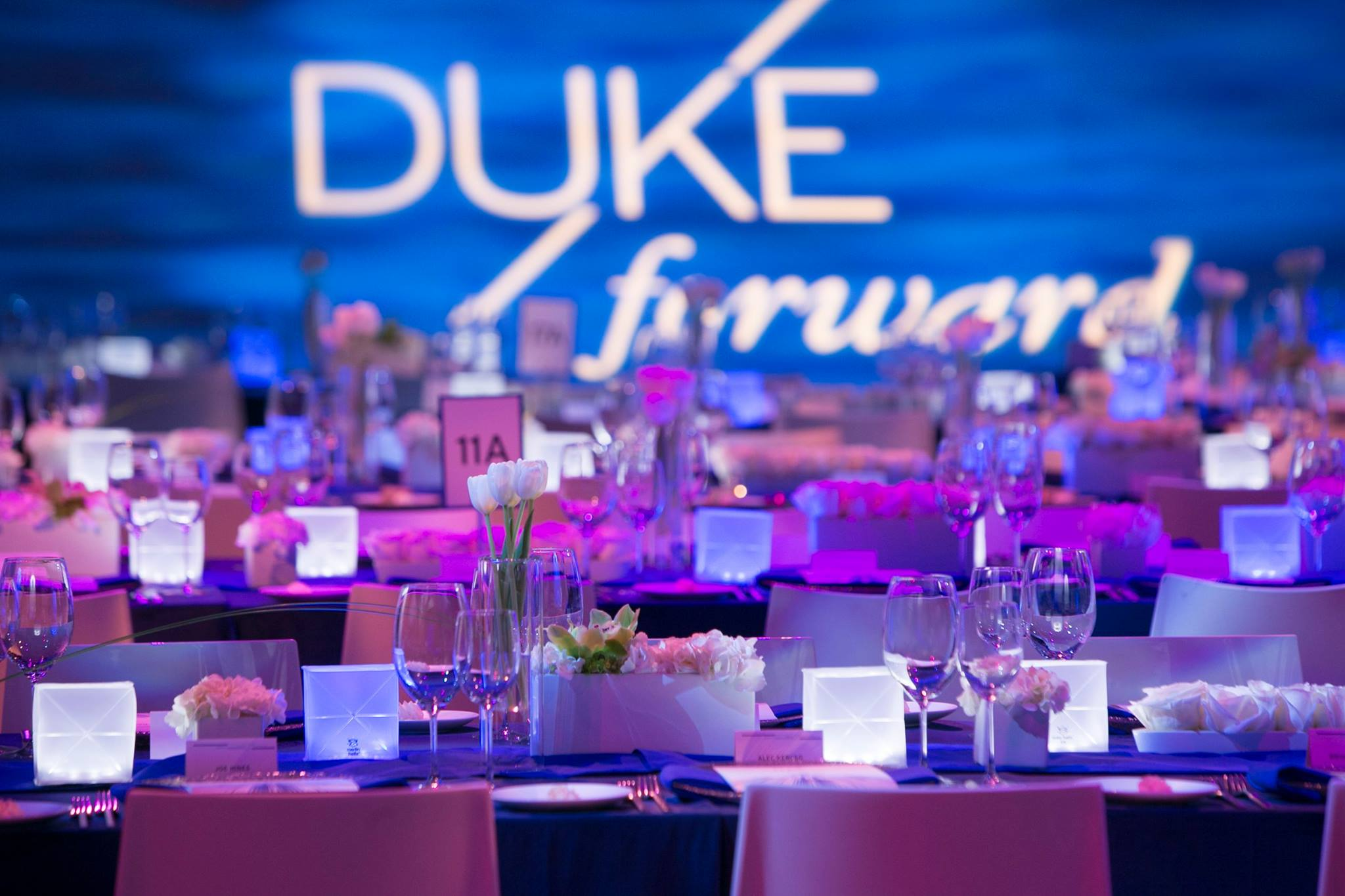 Indigo Envelope - Duke Forward Campaign Celebration Dinners